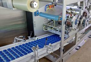 Wholesale pillow bag packaging machine: Soft Gel Capsule Packing Machine