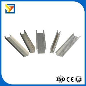 Wholesale corner bead: Galvanized Steel Channel for Ceilings