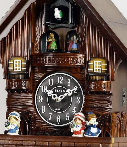 Wooden Cuckoo Clock Id 6024461 Product Details View