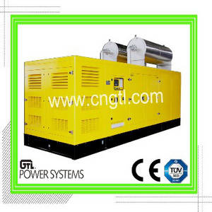 Wholesale wind distributor: Doosan Emergency Backup Diesel Generator for Commercial Building A16