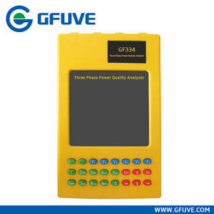 Wholesale power analyzers: GF334 Small Size Handheld Harmonics Power Analyzer