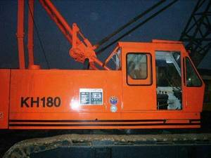 Wholesale Cranes: Sell Used Crawler Crane Hitachi