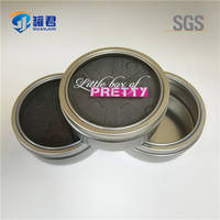 Round Tin Box for Bearing Packaging with EVA Insert