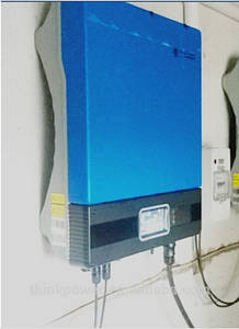 Wholesale dc to ac inverter: 3KW Best DC To AC High Efficiency Grid-tied Power Inverter/Power Generator Installed in Mexico