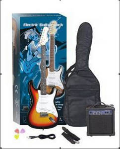 Wholesale electric guitars: Wlh42Electric Guitar Pack