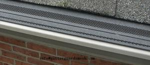 Wholesale snap fastener: Louvered Gutter Guard