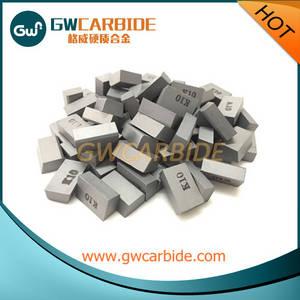 Wholesale Machine Tool Parts: Carbide Brazed Tips C10 C12 C16 C20