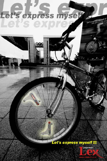 Sell Bicycle LED Light