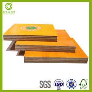 Wholesale construction plywood: Film Faced Plywood Construction Used Formwork