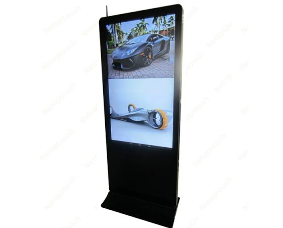 Sell Touch Advertising Screen Kiosk