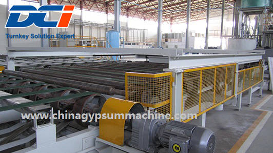 Sell gypsum board production line quote