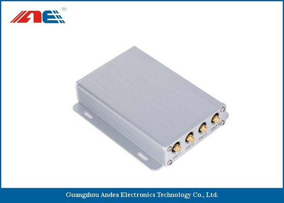 HF Medium Power Stationary RFID Reader with Four Channels