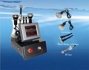 Wholesale rf cavitation: Portable Cavitation RF Liposuction Weight Loss Machine