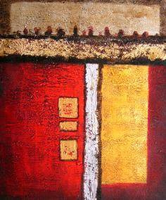 Wholesale abstract oil painting: Oil Painting