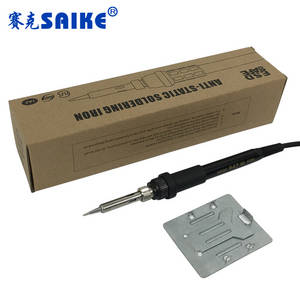 Wholesale Electric Soldering Irons: SAIKE 947 45W/60W 110V/220V Heat Soldering Iron Electric Soldering Iron Welding Soldering