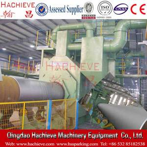Wholesale mn ore: Steel Pipe Outer Wall Shot Blasting Machine