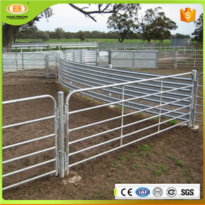 Wholesale farm gate fence: Used Corral Panels,Used Horse Fence Panels, Cheap Horse Panels