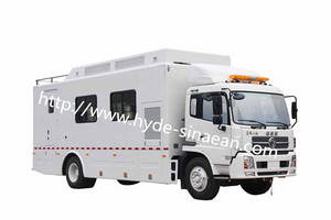 Wholesale Other Vehicle Equipment: Outdoor Life Support Vehicle