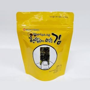 Wholesale seed: Haiin Snack Seaweed / Sea Salt Flavor (Sunflower Seed Oil)