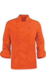 Wholesale button: Traditional Chef Coats - Knotted Cloth Buttons - 65/35 Poly/Cotton /Chef Wear