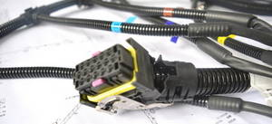 Wholesale car wiring harness: Auto Electric Car  Light Wire Harness