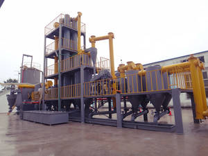 Wholesale power generation: Biomass Gasifier Power Generation