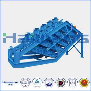 Wholesale fine coal screen: Haiwang Stack Layers Vibrating Screen for Fine Coal