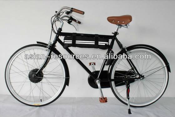 Sell 36V 250W Classic Jazz Retro Style Ebike with 36V 10Ah Li-ion Battery