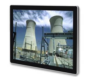 Wholesale CCTV Monitor: 10 Inch Capacitive Touch Monitor with G+G Panel