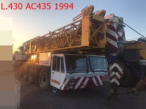 Sell Used DEMAG AC435 1994