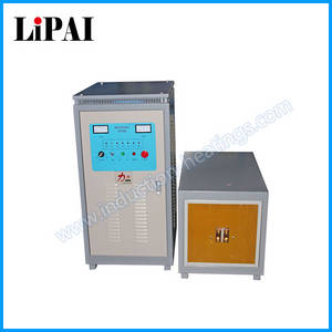 Wholesale titanium square tube: Easy Operate Medium Frequency Induction Heating Hardening Machine