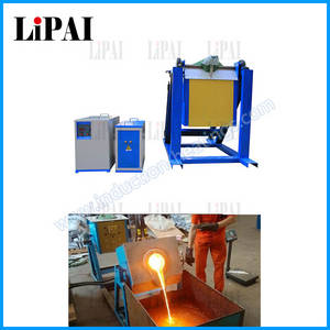 Wholesale epoxy resin potting machine: Heating Fast with Induction Melting Furnace