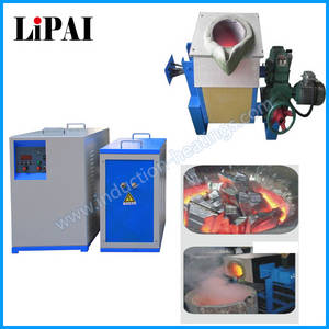 Wholesale oscillating platform: Automatic Melting Tilting Furnace with Induction Heating Machine