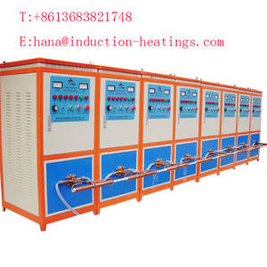 Wholesale coil spring making machine: Induction Heating Annealing Machine for All Kinds of Metals
