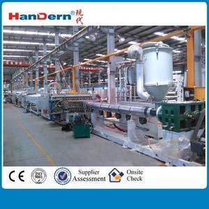 Wholesale pp hollow sheet line: PP Hollow Profile Sheet Extrusion Line, PP Hollow Profile Sheet Extrusion Machine