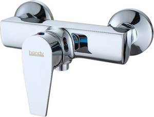 Wholesale brass ceramic cartridge: Wall Mounted Exposed shower mixer valve