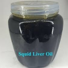 Wholesale omega3: Squid Liver Oil