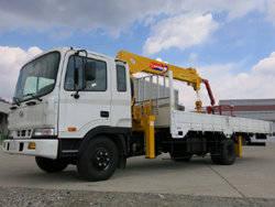 Wholesale mount: Truck Mounted Crane