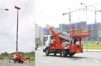 Aerial Sky Lift Truck