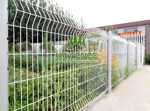 Wholesale ground station: Welded Wire Panel Fence