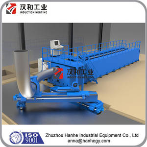 Wholesale Metal Bending Machinery: WGYC-630 Automatic Control Pipe Bending Machine for Steel Pipes