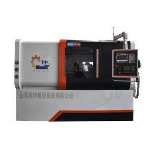 Wholesale cnc lathe: China Precision Linear Guideway Ball Screw Slant Bed CNC Lathe Machine Tool