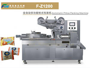 Wholesale pillow machine: High Speed Flow Type Candy Pillow Packing Machine