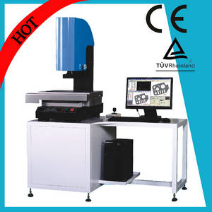 Wholesale sizing machine: 2.5D Automated Small Size Video Measuring Machine
