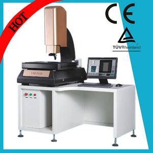 Wholesale machine vision cables: High Performance CNC Optical Vision Detection Apparatus