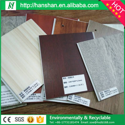 Sell Non-Slip Commercial Vinyl Plank Flooring with Ce