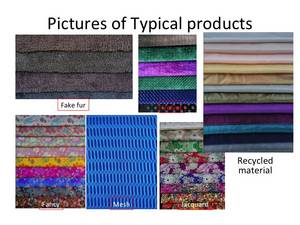 Wholesale Shoe Fabric: Footwear Material
