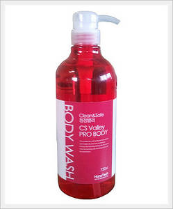 Wholesale body wash: Cheongjeong Valley Body Wash