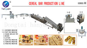 Wholesale cereal: Cereal Bar Production Line Cereal Bar Making Machine