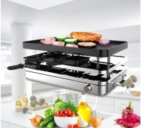 BBQ Grill Electric Grill 3 in 1